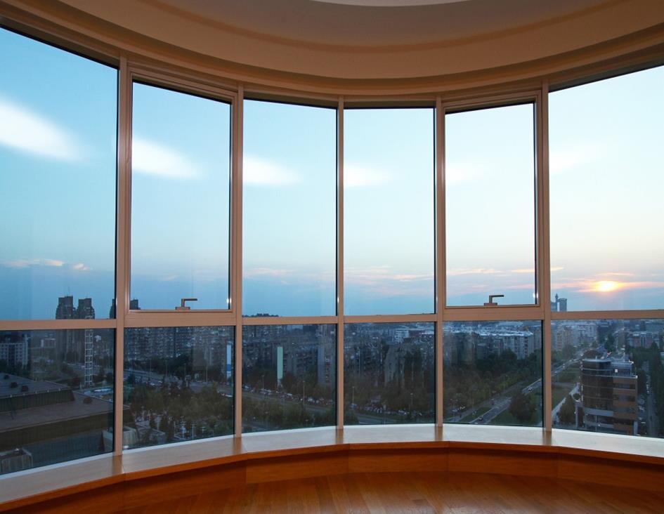 Панорамные окна