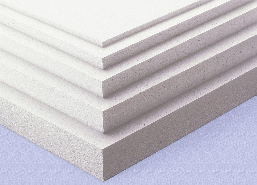 Пенопластовые плиты для теплоизоляции