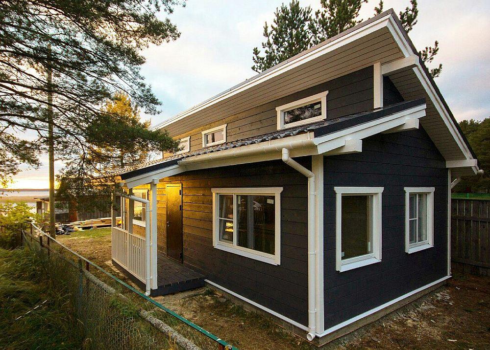 Финский домик для дачи