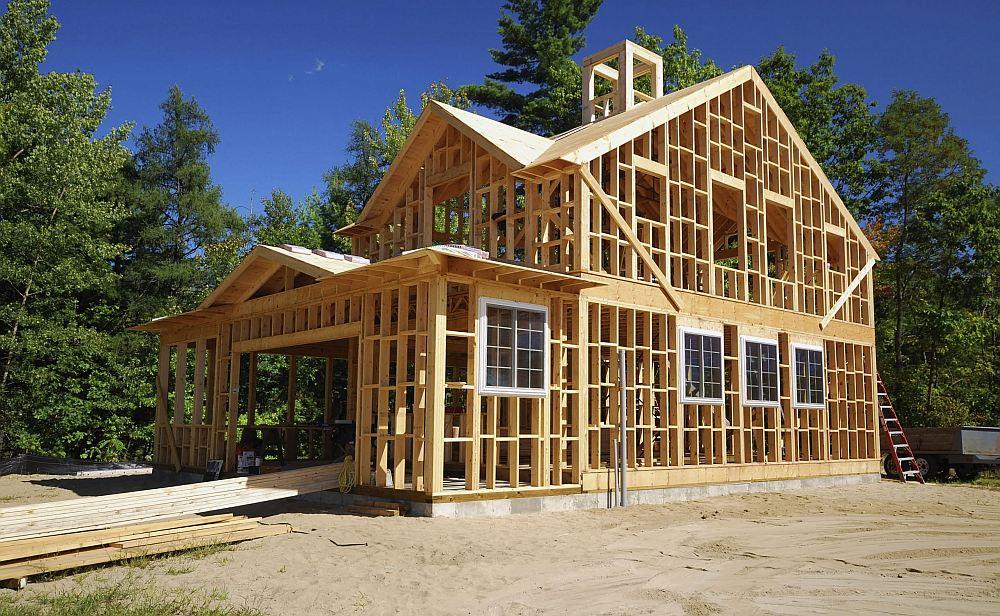 Рамочная технология домостроения