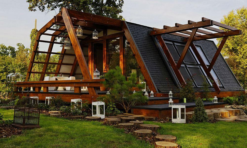 Нестандартная архитектура