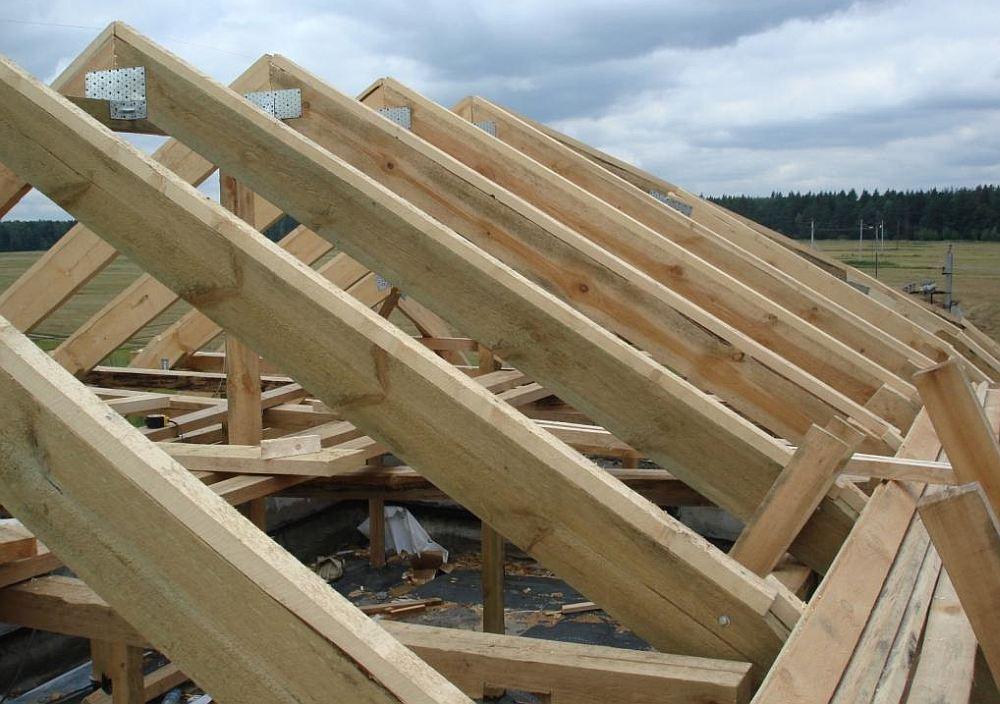 Стропила крыши
