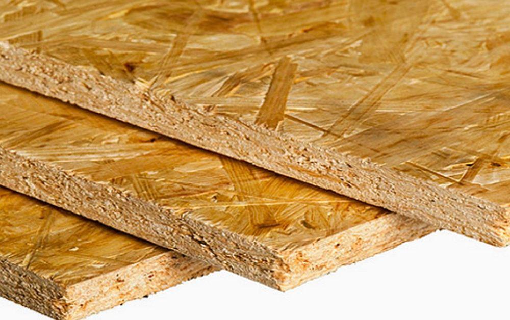 ОСП – современный древесный стройматериал