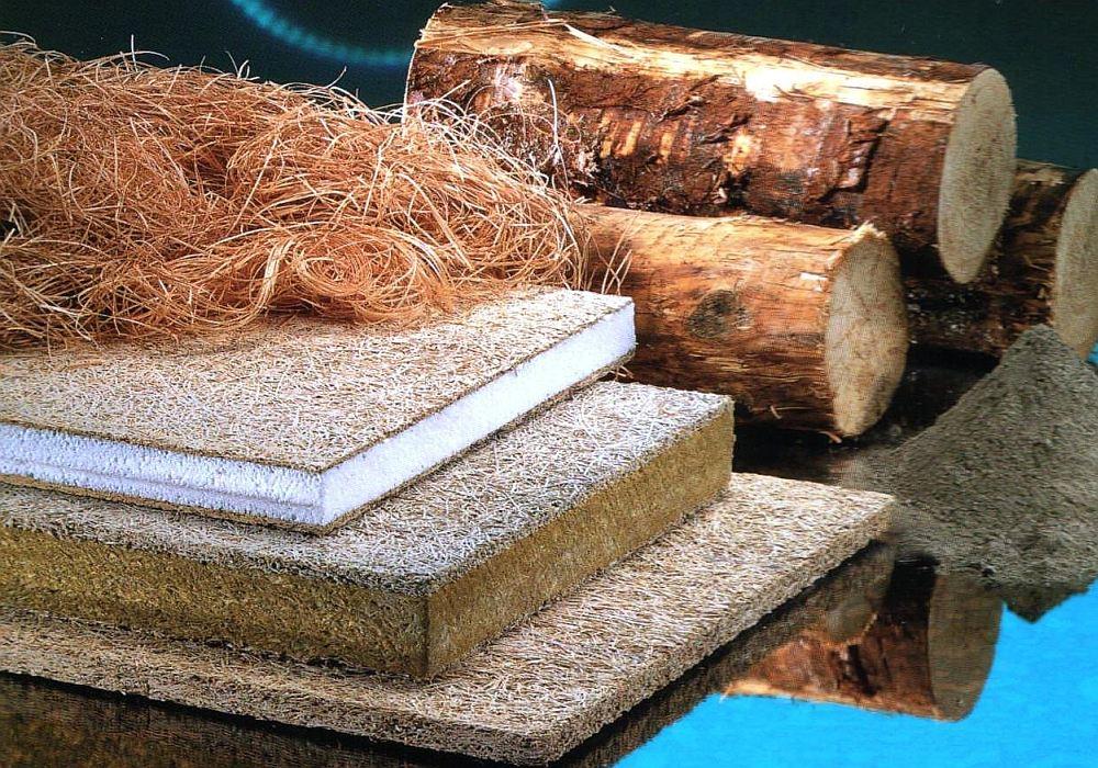 Дерево – экологичный стройматериал