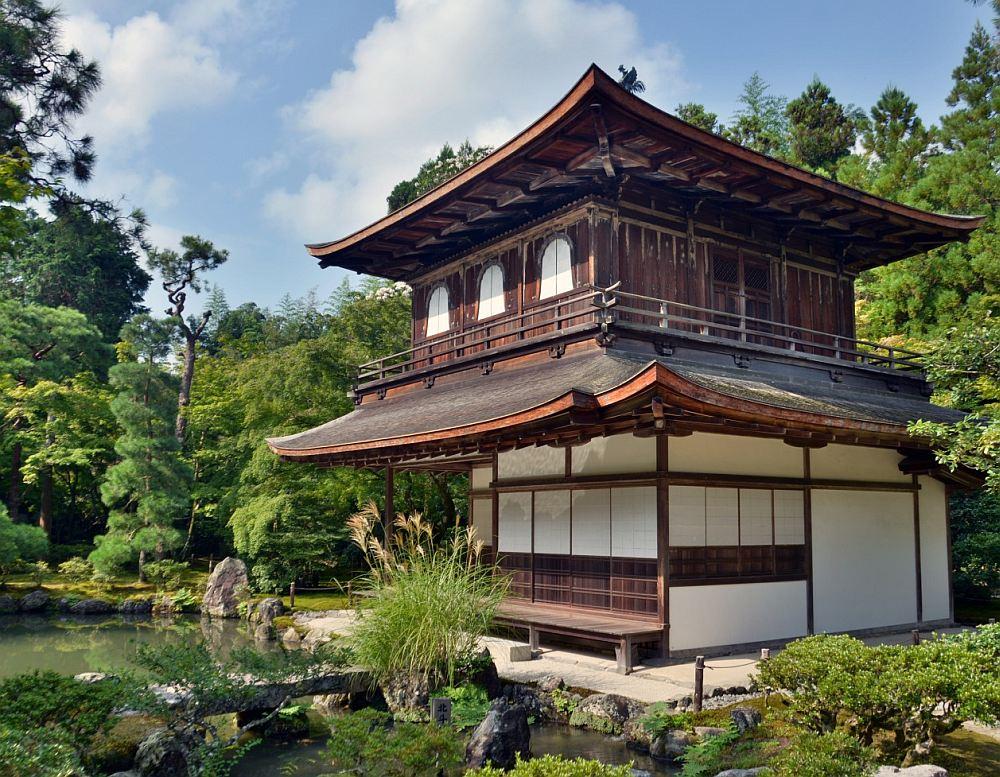 Архитектура в японском стиле