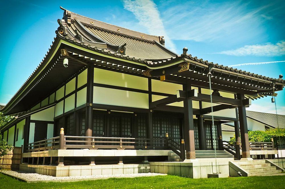 Архитектура японского дома