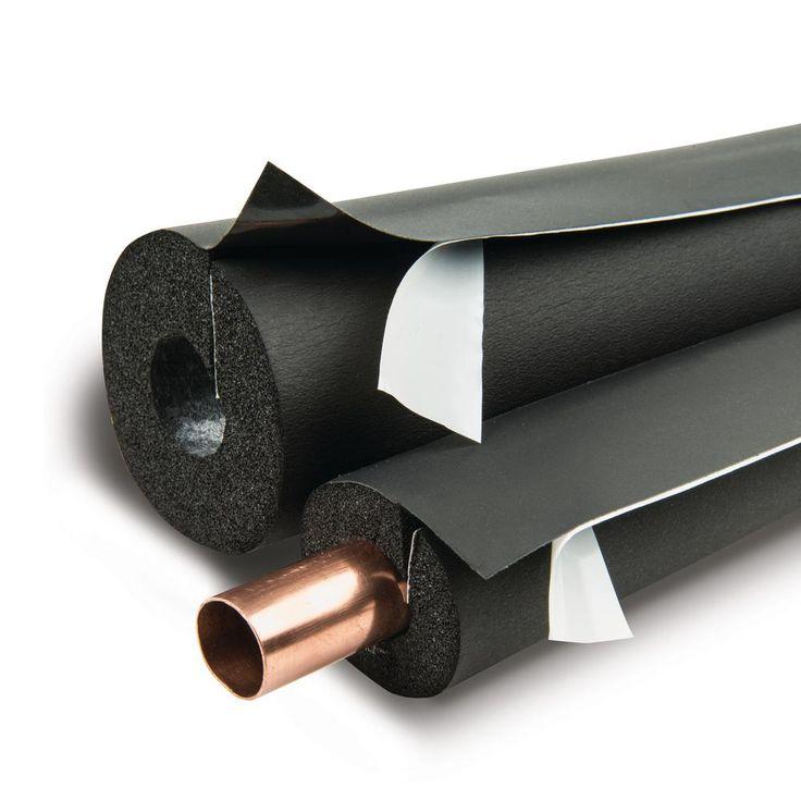 Утеплитель для труб из вспененного каучука