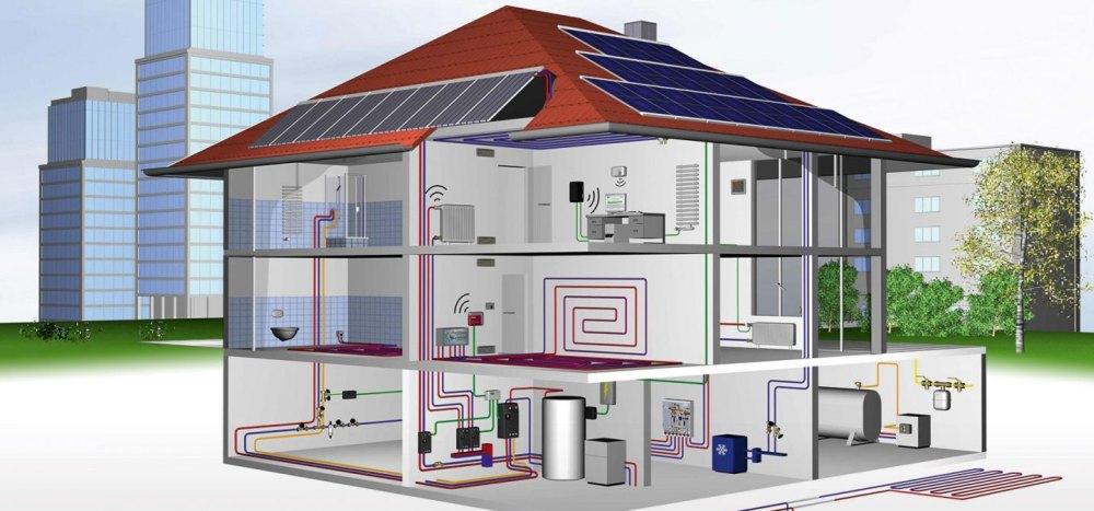 Инженерные системы одноквартирного дома